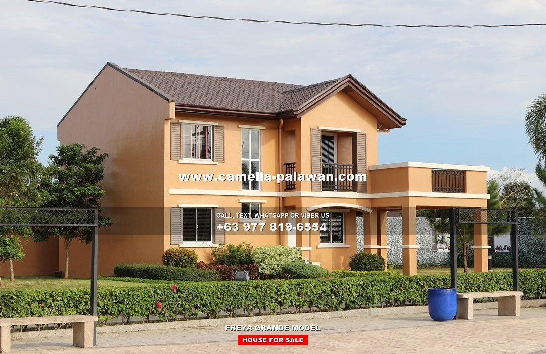 Freya House for Sale in Palawan