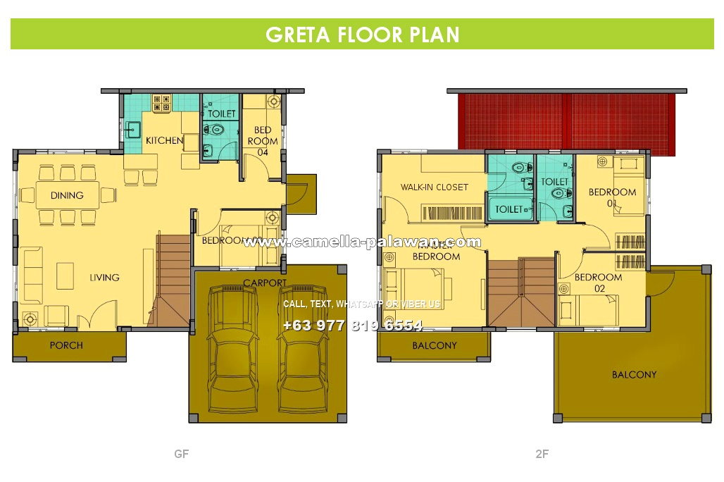 Greta  House for Sale in Palawan
