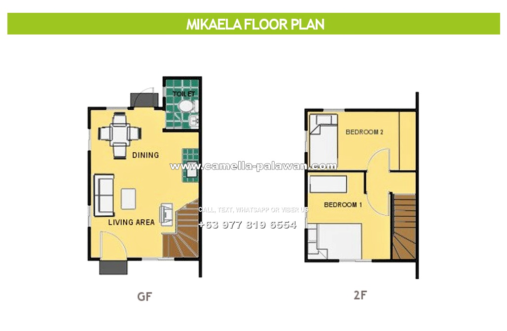 Mikaela  House for Sale in Palawan