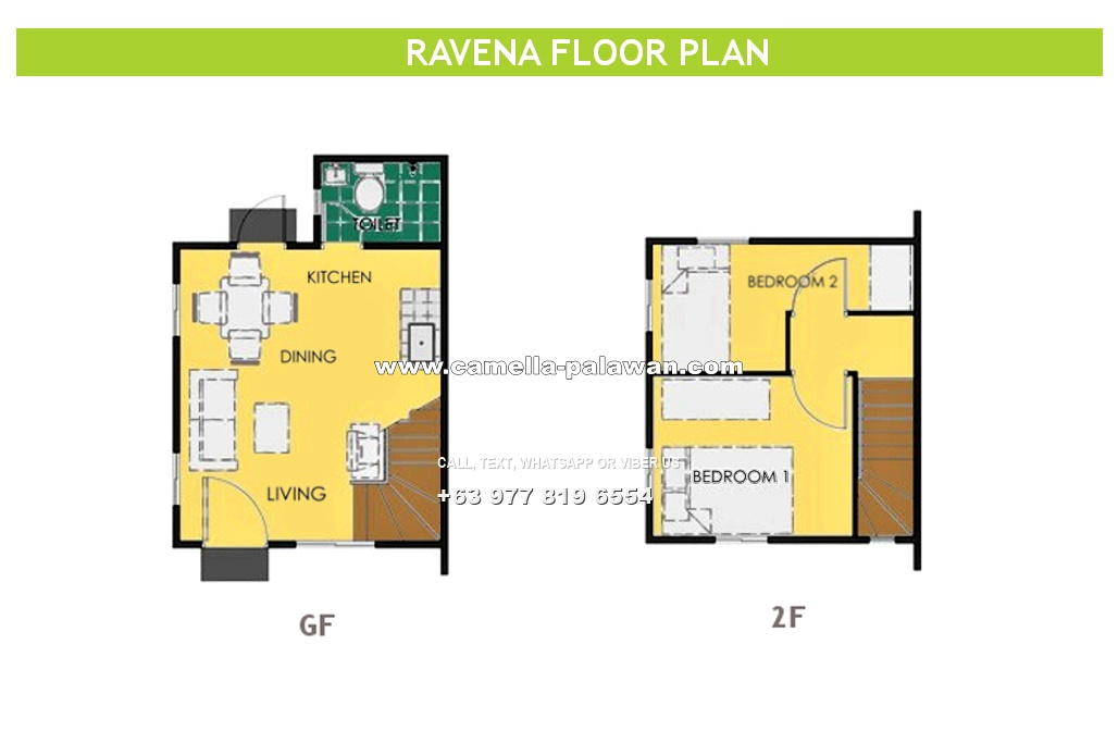 Ravena  House for Sale in Palawan
