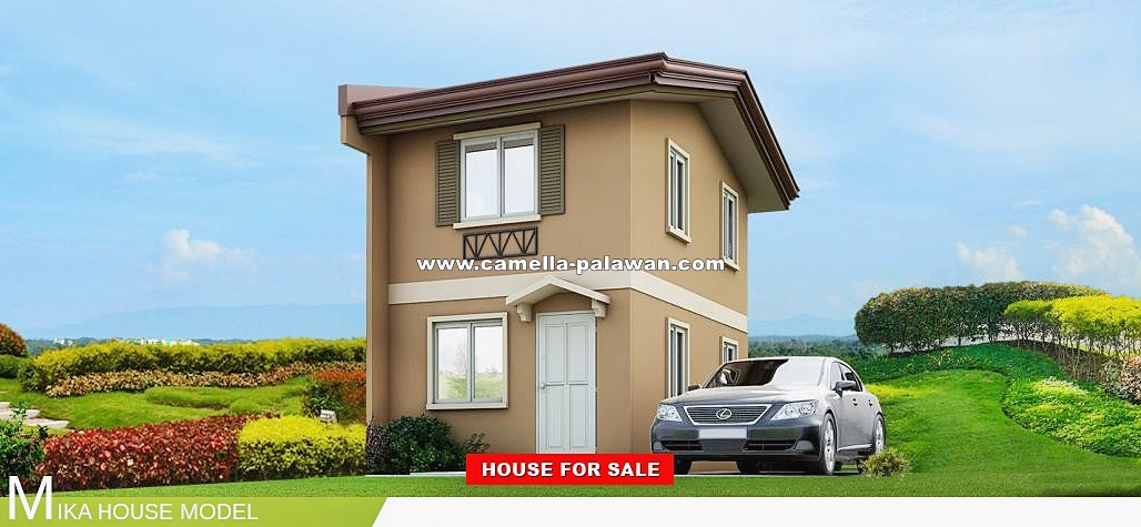 Mika House for Sale in Puerto Princesa, Palawan