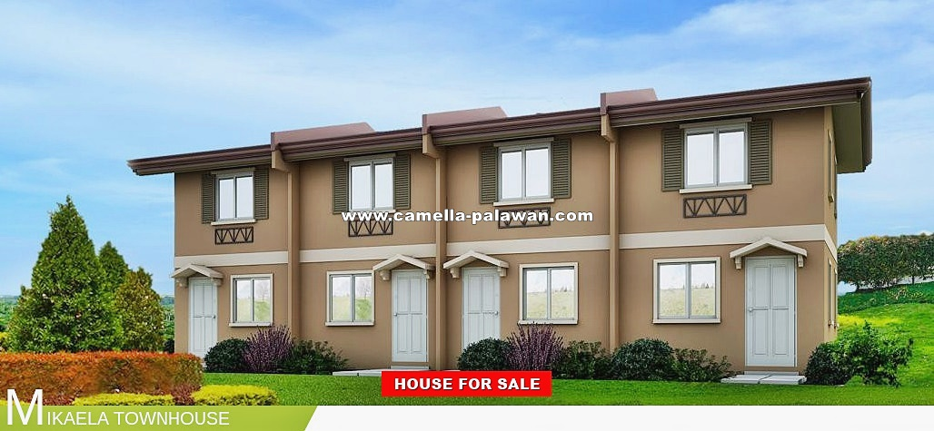 Mikaela House for Sale in Puerto Princesa, Palawan