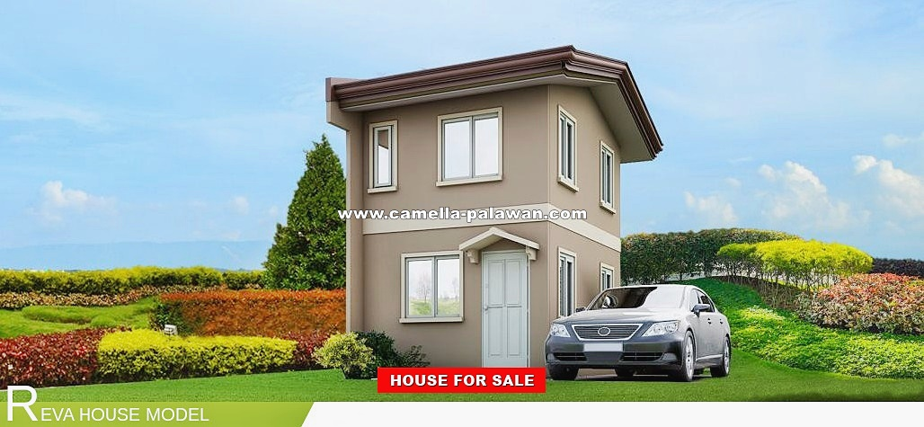 Reva House for Sale in Puerto Princesa, Palawan