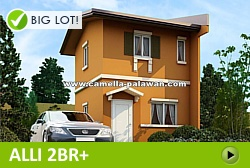 Alli - Affordable House for Sale in Puerto Princesa City