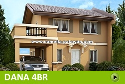 Dana - House for Sale in Puerto Princesa City