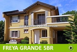 Freya - House for Sale in Puerto Princesa City