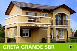 Greta - House for Sale in Puerto Princesa City