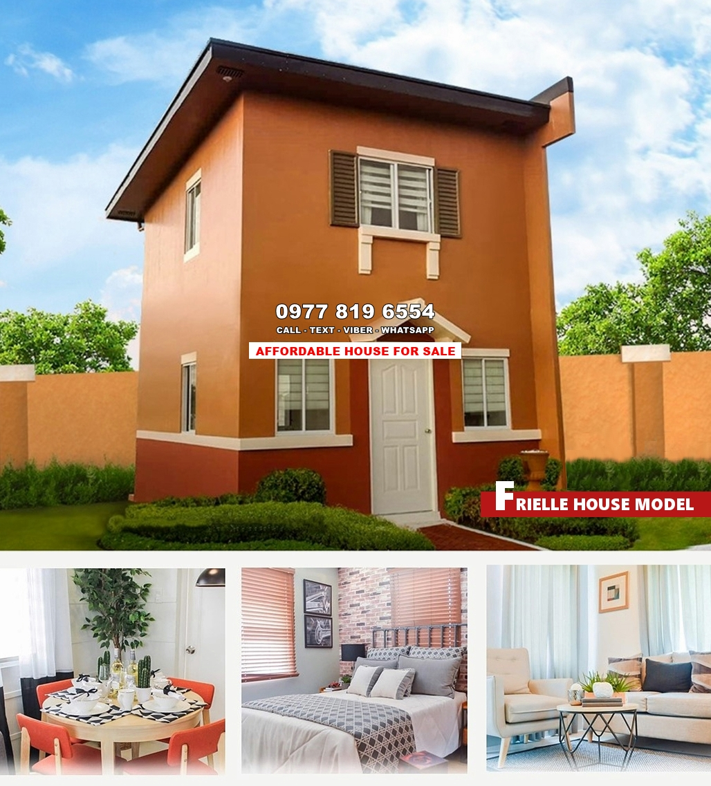 Frielle House for Sale in Puerto Princesa, Palawan