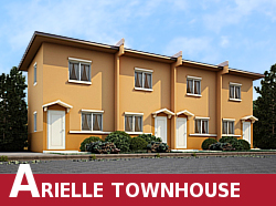 Arielle - Townhouse for Sale in Puerto Princesa City