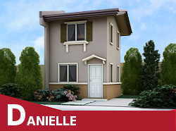 Danielle - Affordable House for Sale in Puerto Princesa City