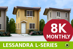 Lessandra Affordable Houses in  Camella Palawan