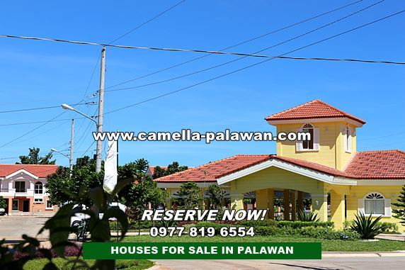 News regarding Camella Palawan.